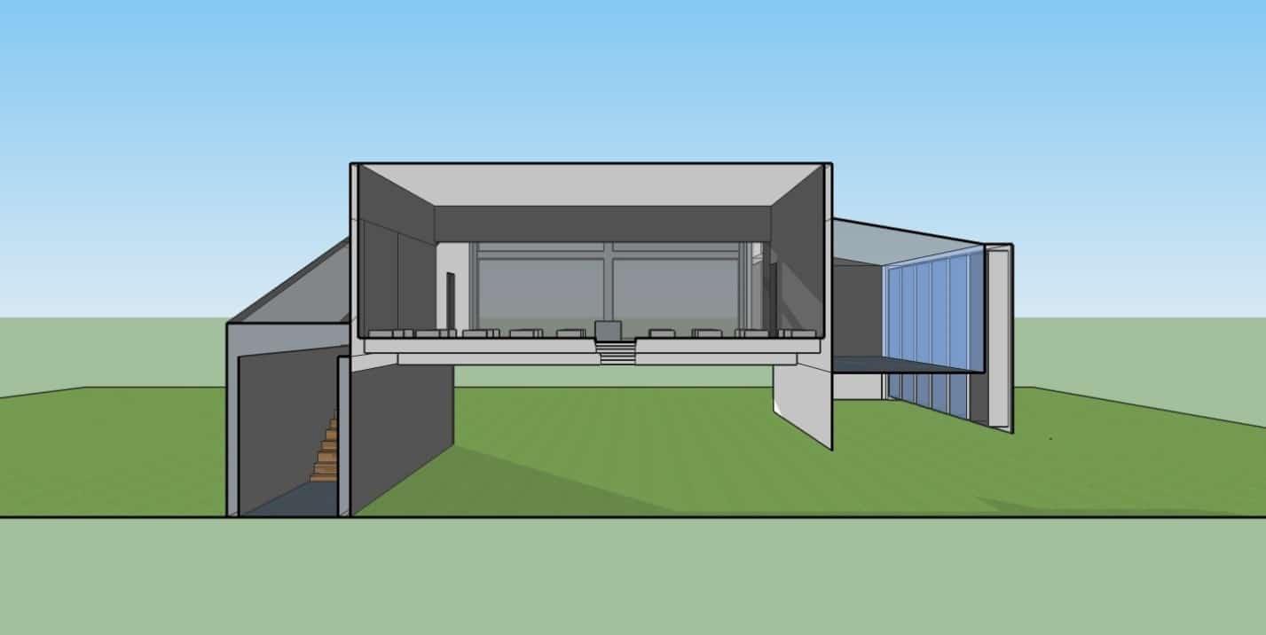 Using SketchUp in Beginning Architectural Design - Excelsior