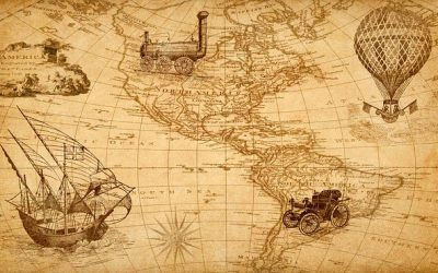 Timelines and Traveling the World: History and Geography Projects