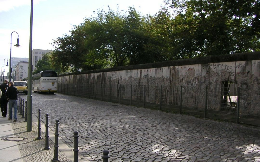 30th Anniversary of the Fall of the Berlin Wall – November 9, 1989 (Pt. 3)
