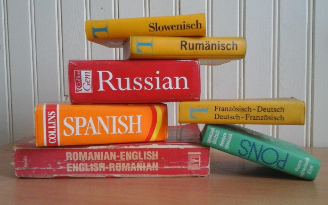Google Translate User Error: How to Use Bilingual Dictionaries Wisely