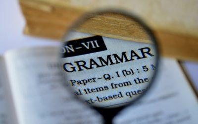Grammar Matters: The Far-reaching Impact of Grammar Instruction